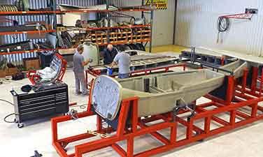 Lancair Builder Assist Center