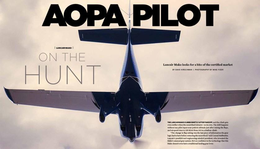 AOPA Pilot June 2018