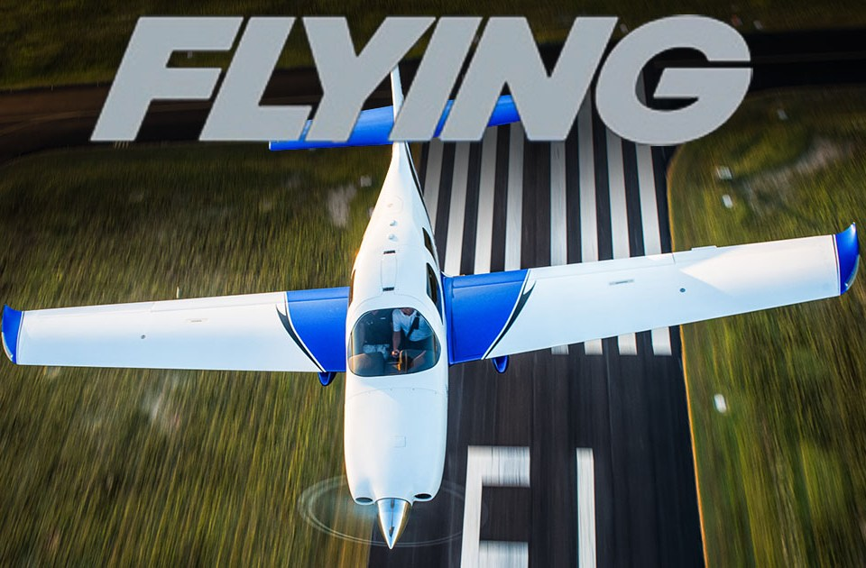 FLYING magazine Editors Choice 2019 - Lancair Mako