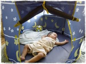 Akiff oh Akiff… Siri 12 – Akiff Tido Dalam Tent