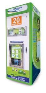 1st Target List 2012 –  Vending Machine Dr. Sukida