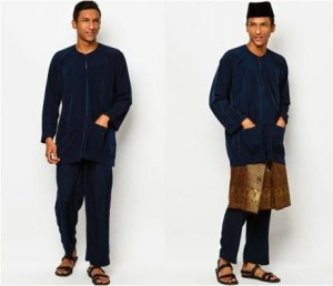 Baju Melayu Moden Buat Hari Raya 2014