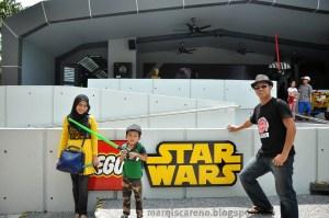 Legoland Malaysia – Menarik di Star Wars Miniland