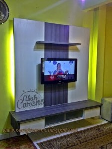 Idea Deco Cabinet TV