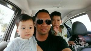 Pengalaman pertama drive ke Kelantan