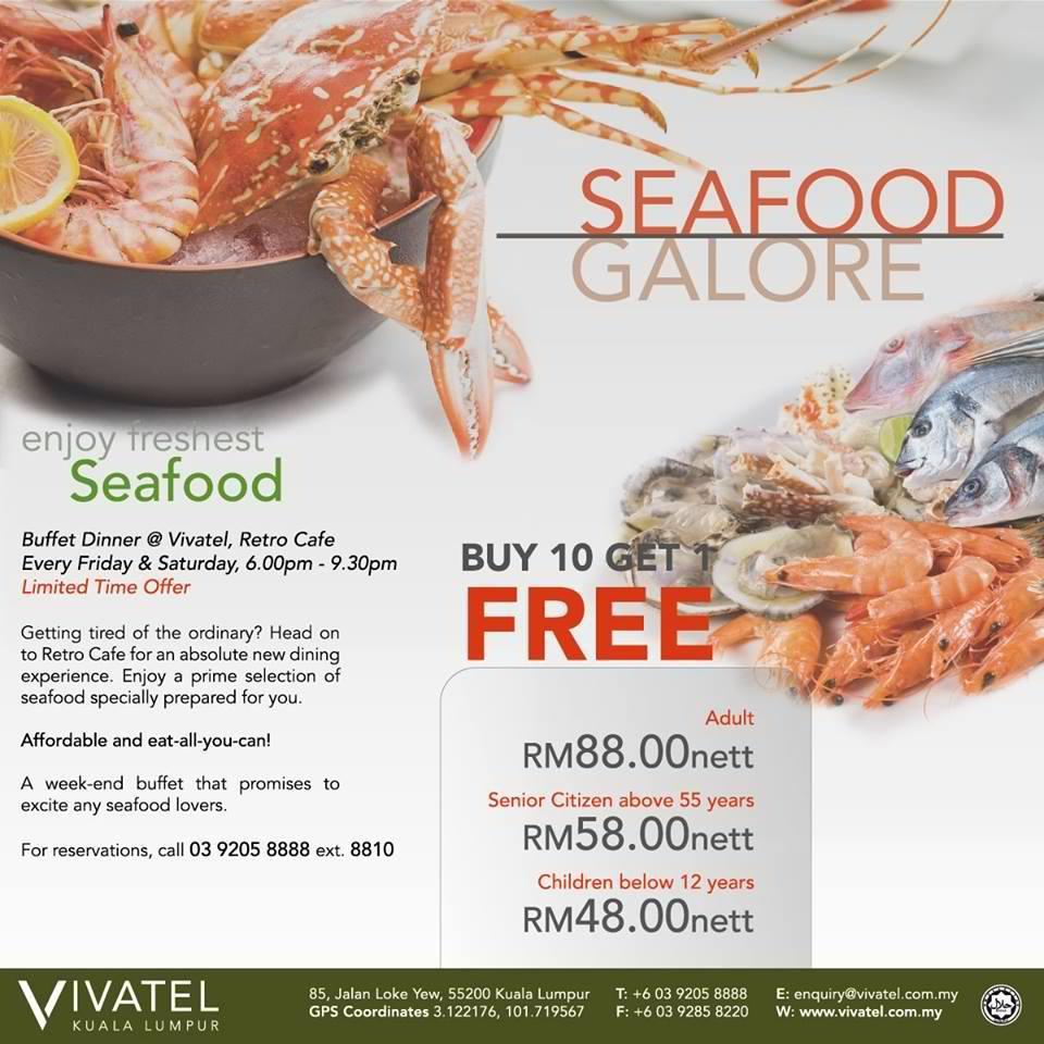 Vivatel-Seafood-Galore