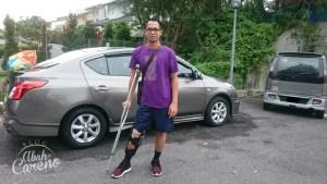 Fisioterapi selepas pembedahan lutut ACL