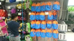 Teruja shopping keperluan sukan di Decathlon Malaysia. Murah giler!