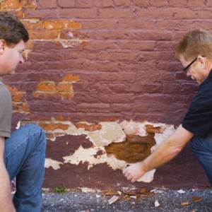 Historic Natural Lime Putty Mortar