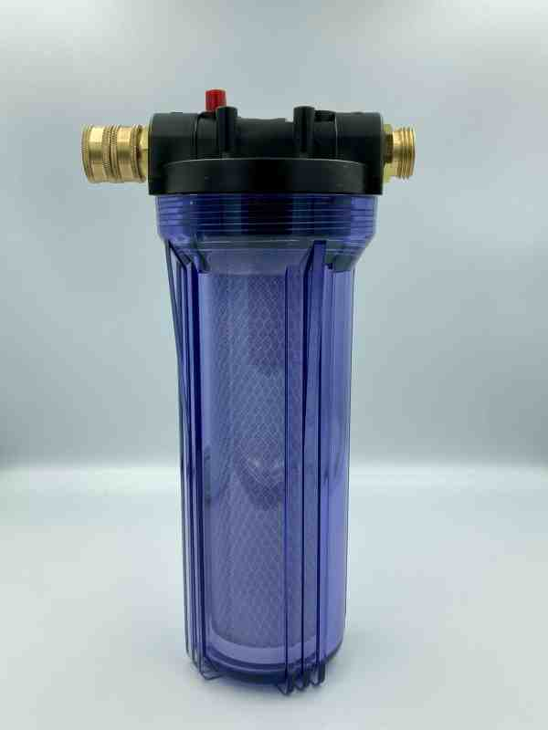 Single Water Filter Assembly