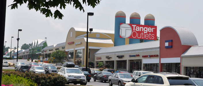 Tanger Outlets Lancaster PA