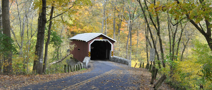 Covered Bridges Of Lancaster County