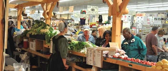 Lancaster PA Farmers Markets  Shopping  LancasterPAcom