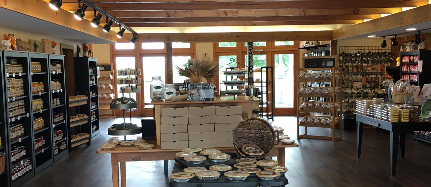 Locally Made Food Shop Shopping