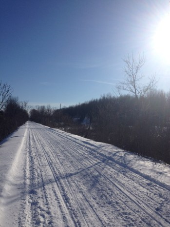 Rail Trail.