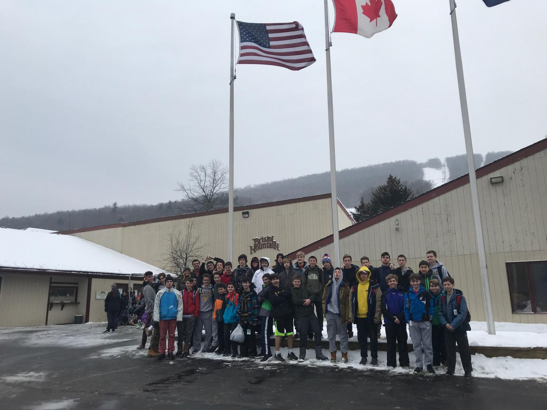 McQuaid Ski Club Welcomes All Abilities