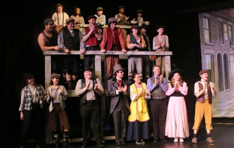Newsies Production Sells Out, Draws Immense Crowd
