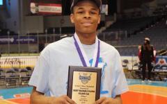 Taggart Wins MVP