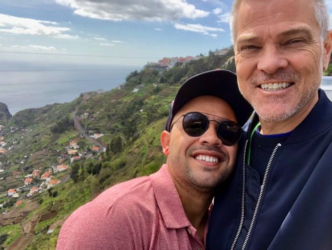 Lance & Pedro in Funchel