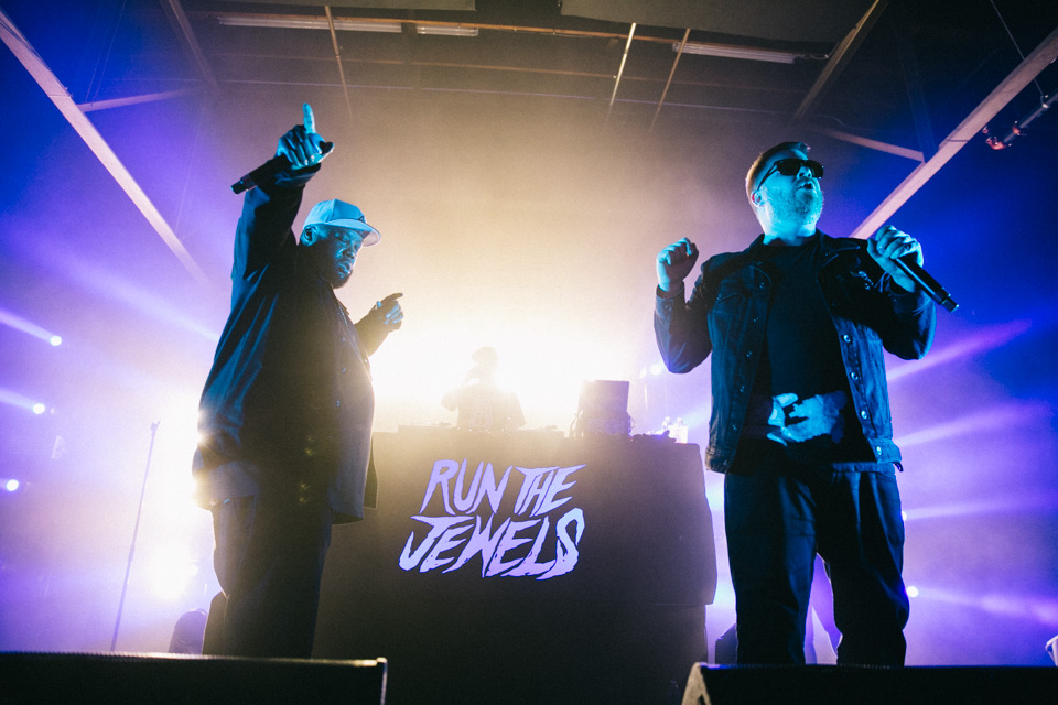 Run the Jewels at Marathon Music Works