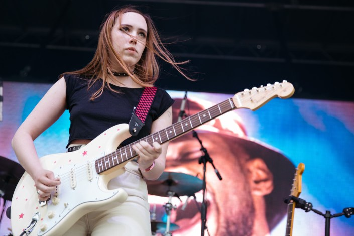 Soccer Mommy at Fader Fort