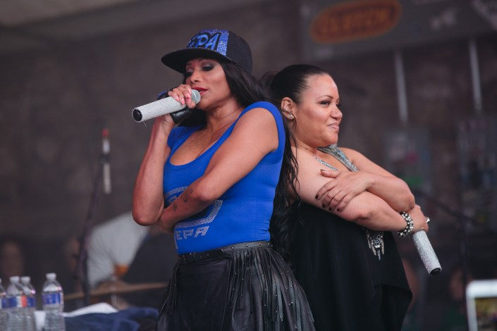 Salt-N-Pepa at Stubb's BBQ