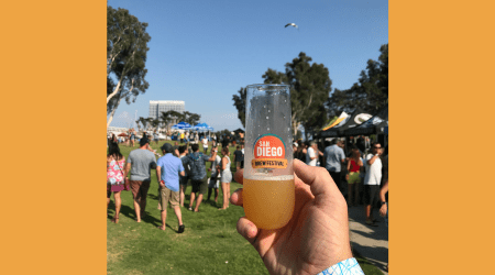 Fine Fermentation: San Diego Beer and Wine Festival