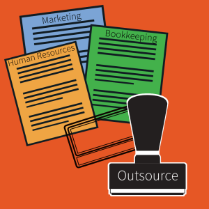 outsourcing tasks