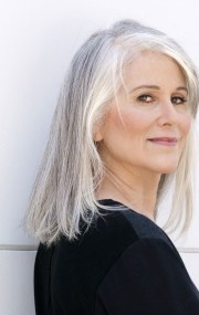 gray hair hairstyles