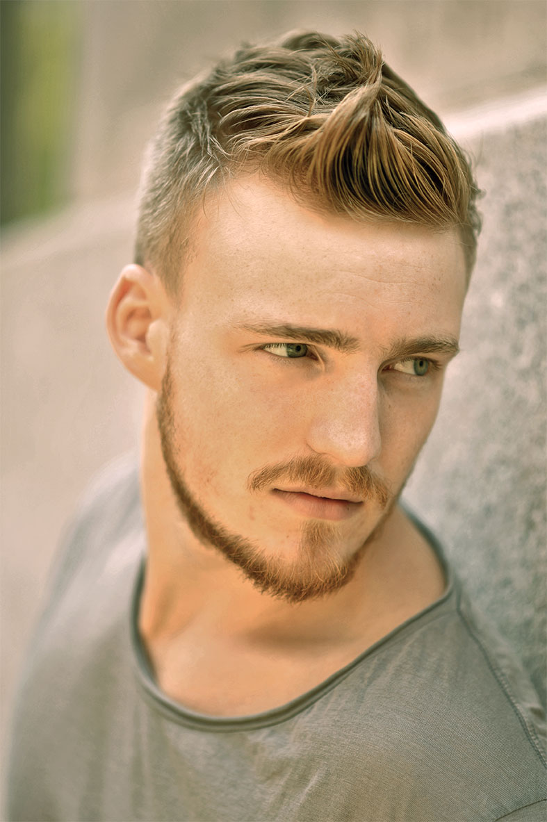 Mens Haircut Images