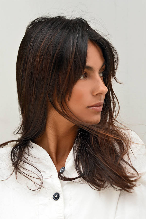 layered hairstyles long hair