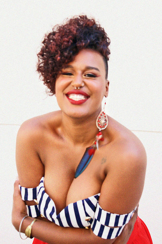 african american natural hair color ideas