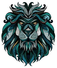 Longboard Lion - link to artists page
