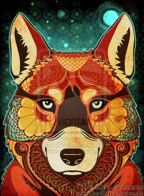 The Wolf - link to artists page