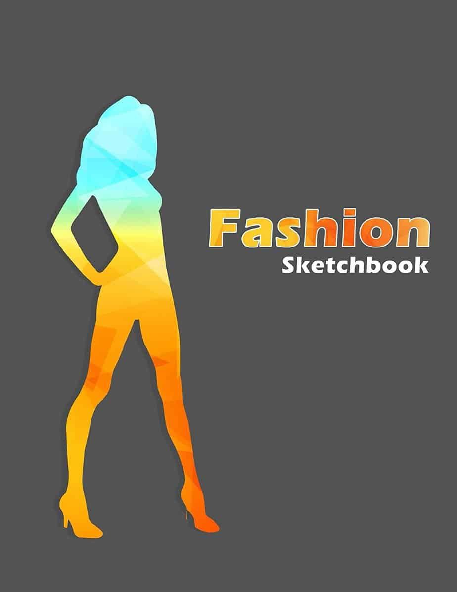 100+ Figure Template Fashion Sketchbook: Easily create your fashion design with figure templates