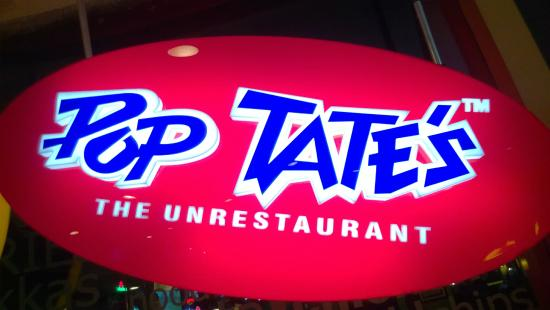 Pop Tates Happy Hours