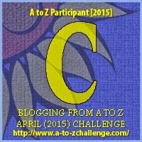 C is for Caritive - A to Z Challenge 2015