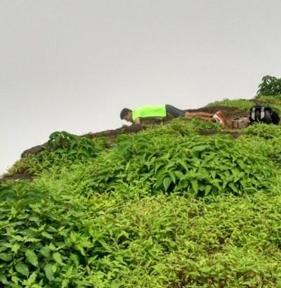 Trek to Harishchandragad Fort