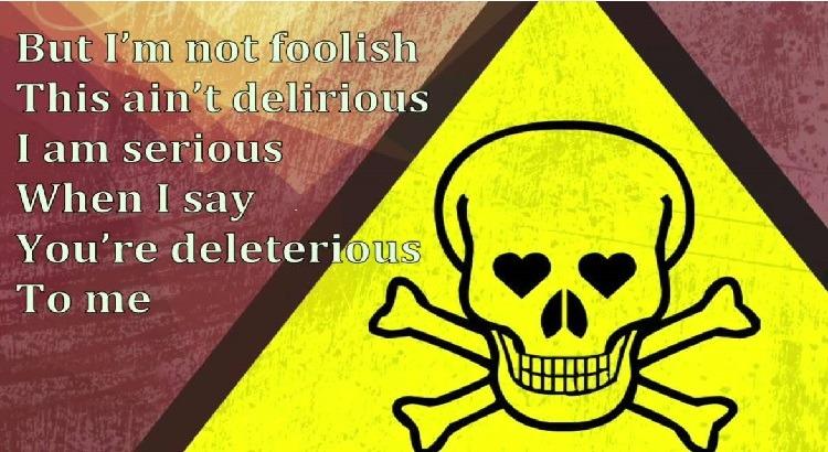 Deletirious