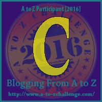 C is for Cacoethes - A to Z Challenge