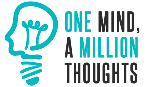 Daman - Logo for One Mind, A Million Thoughts Blog