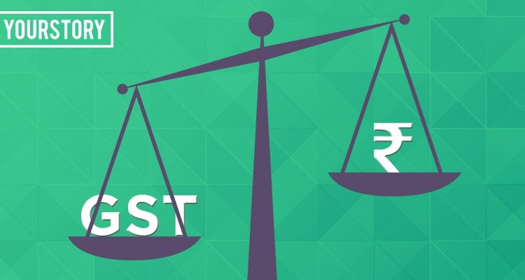 GST impact on Bloggers in India