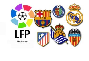 La Liga Real Madrid Barcelona next match