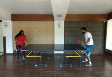 Table Tennis - Indoor Games