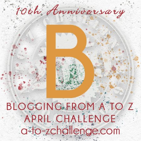 10th anniversary special for A to Z Challenge