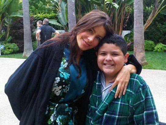 Optate Sofia Vergara & Rico Rodriguez