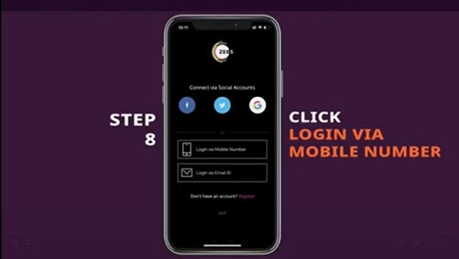 steps to download & get ZEE5 subscription for free from My Airtel App