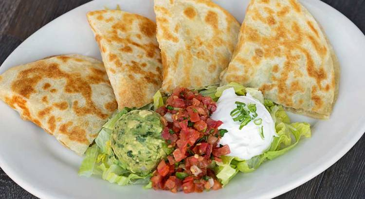Find best places to order Quesadilla online in Mumbai along with 10+ recipes!