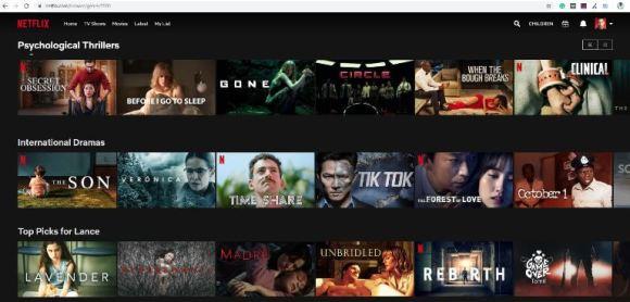 Secret obsession Netflix