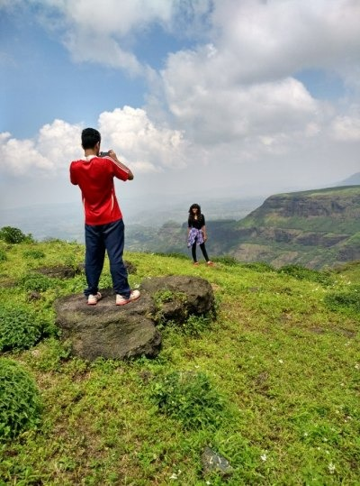 One of the best views within Maharashtra